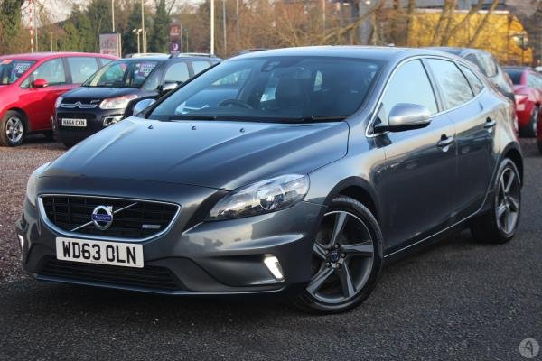 Showcase cover image for sean's 2013 Volvo v40